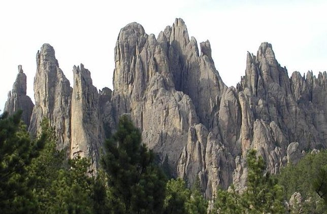 Mount Rushmore, Black ...