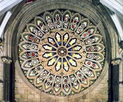 Cathedrals for Rose window york minster